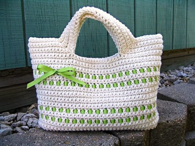 Starling Handbag | Free Crochet Purse/Bag Patterns at Karla's Making It…