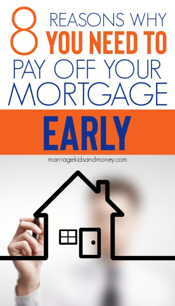 10 Compelling Reasons To Pay Off Your Mortgage Early Mortgage Managing Your Money Paying Off Student Loans