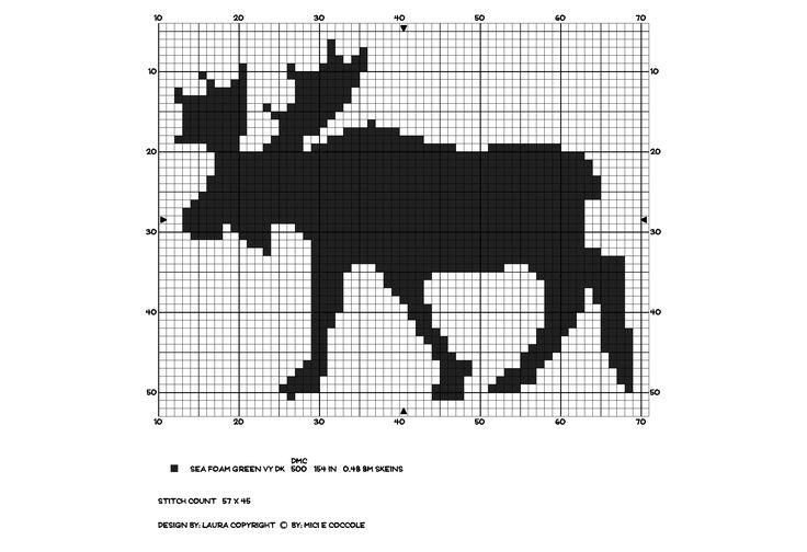 Moose by Mici e Coccole