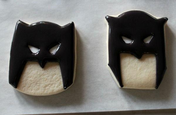 Batman Cookies 3