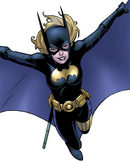 Batgirl - DC Comics - Stephanie Brown - Batman Inc. Still gradually reillustrating the big article at http://www.writeups.org/fiche.php?id=5186 .
