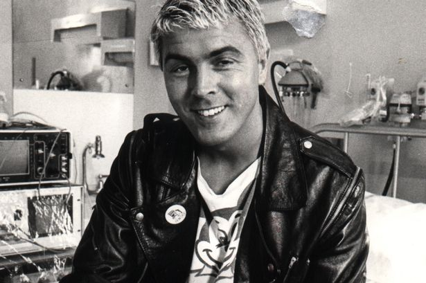 Mike Nolan (Bucks Fizz) - United Kingdom - Place 1