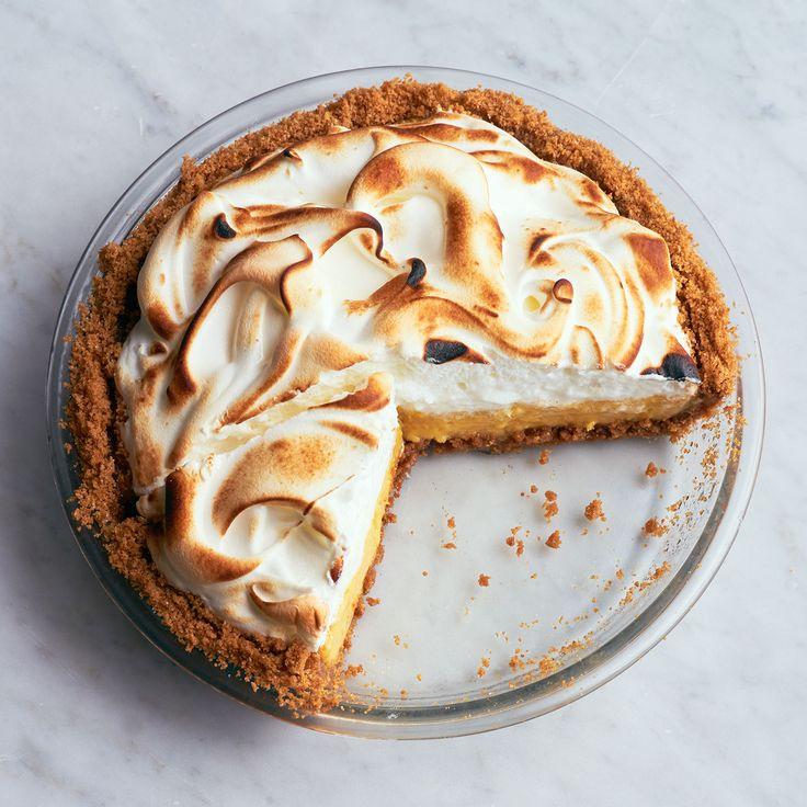 Lemon Meringue Pie | Food