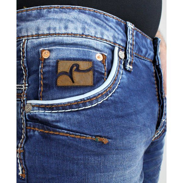 Rusty Neal Regular Fit Jeans - Rusty Neal from Yakuza Clothing UK