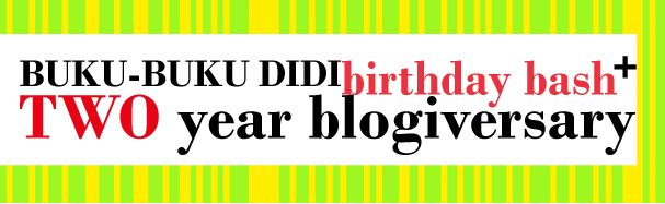 Buku-Buku Didi: TWO YEAR Blogiversary! (INT Giveaway)Enter to win My Crochet Doll book or $15 Amazon GC. Ends 2/15! http://bukubukudidi.blogspot.com/2015/01/two-year-blogiversary-int-giveaway.html?utm_source=feedburner&utm_medium=email&utm_campaign=Feed%3A+Buku-bukuDidi+%28Buku-Buku+Didi%29