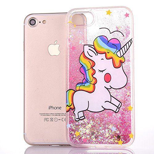 coque rabat iphone 6 licorne