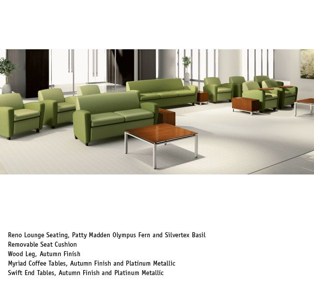 National Office Furniture   Reno Lounge Seating In Collaborative/open Space  Area. #NationalOffice
