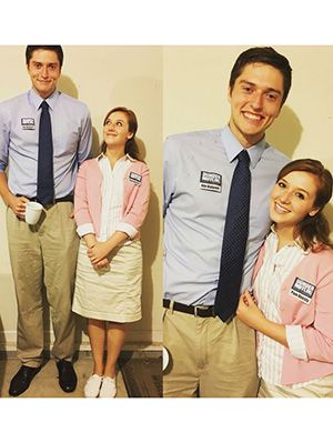 20 creative diy tv show couple costumes for you and bae