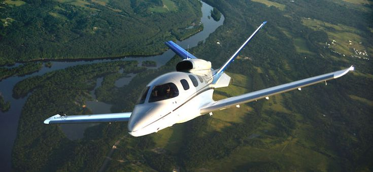 The Cirrus Vision SF50 Might Be The Easiest Way To Get Your Own Private Jet