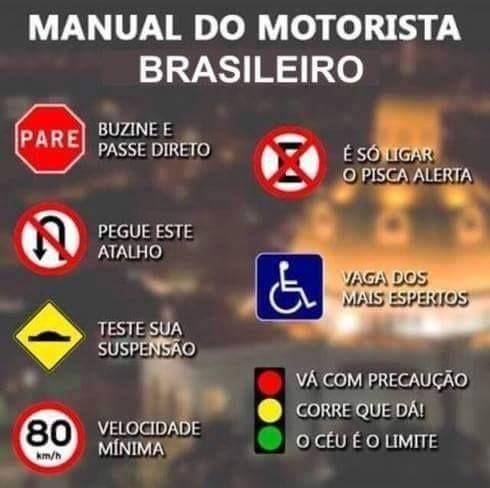 Jeitinho brasileiro facebook