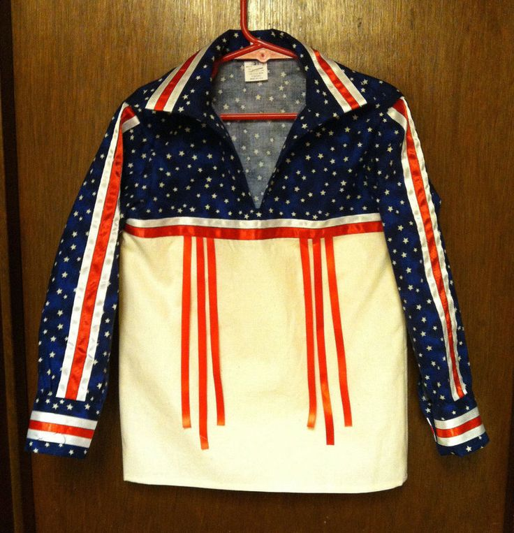 Boy's ribbon shirt size 3 powwow regalia FREE SHIPPING #IncredibleThreads #Shirt