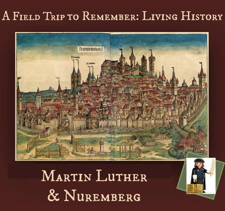 When Lightning Struck The Story of Martin Luther