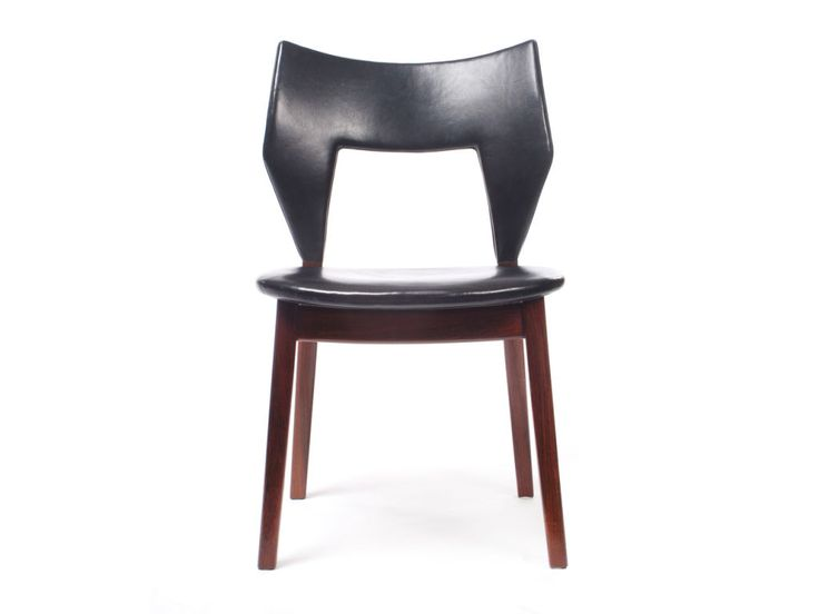Rosewood Dining Chairs by Edward and Tove Kindt-Larsen image 2