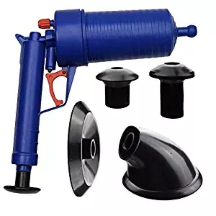 Blaster Drain Plunger Unclog Drain Drain Cleaner Plunger