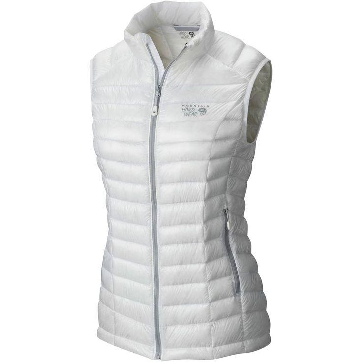 Mountain Hardwear - Ghost Whisperer Down Vest - Women's - White