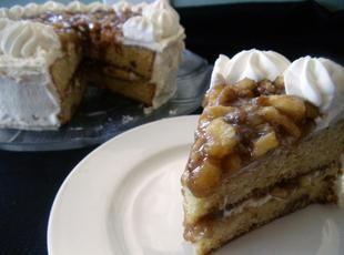 Domestic Goddess Cake
