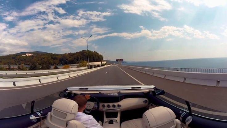 Коммерческий ролик для Mercedes-benz в России ============================================ Съемка Профессиональных Видео Туров в формате 360° VR в Сочи. тел....