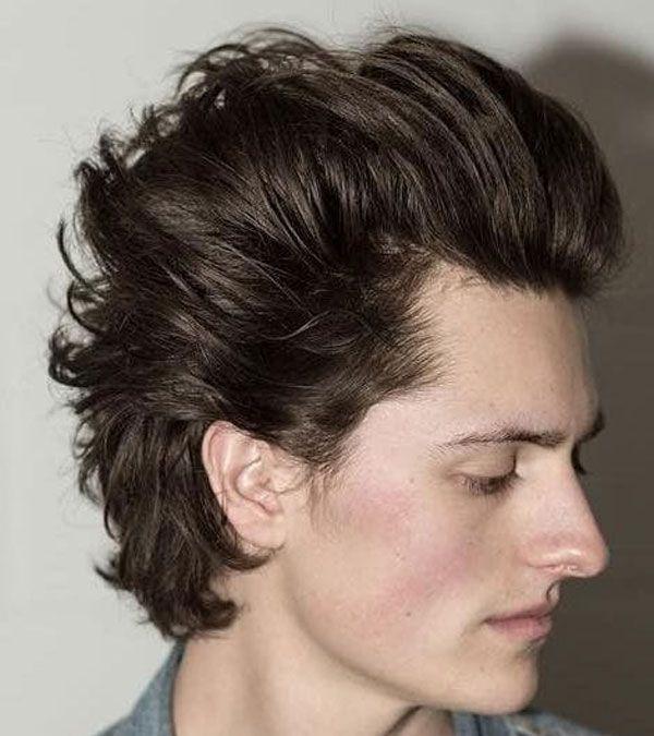 50 Best Blowout Haircuts For Men Cool Blowout Taper Fade Styles 2020 Blowout Haircut Long Hair Styles Men Short Hair Blowout