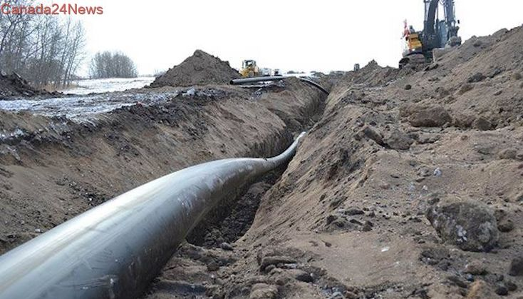 New pipeline completed to supply Melville, Sask. with water