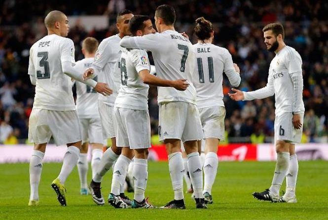 Conoce el calendario del Real Madrid para LaLiga 2016-2017