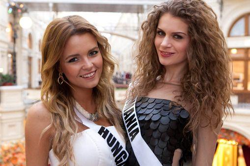 Rebeka Karpati Miss Hungary Universe 2013
