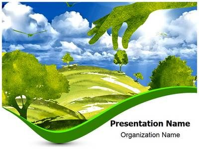 Ecology PowerPoint Presentation Template is one of the best Medical PowerPoint…
