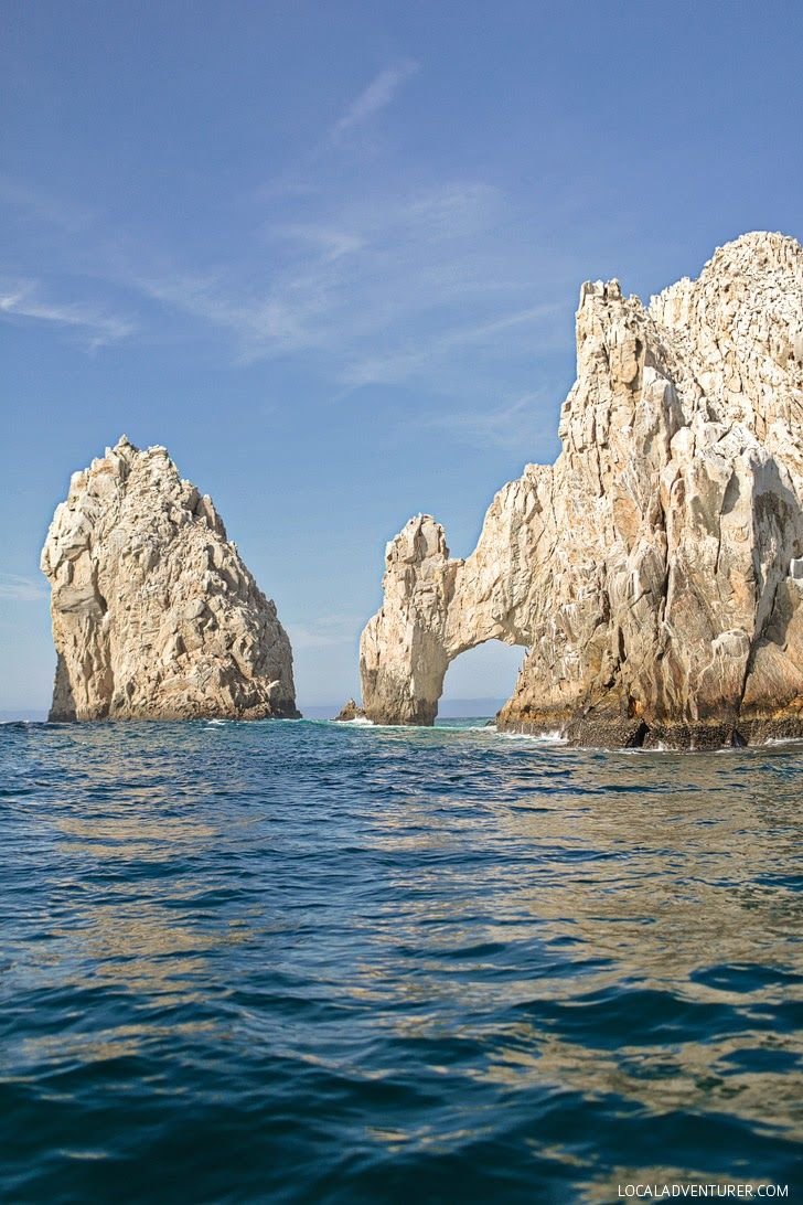 El Arco de Cabo San Lucas (21 Things to Do in Cabo San Lucas + One Thing You Should Never Do).