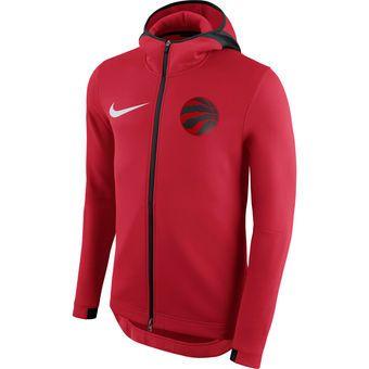 Nike Toronto Raptors Red Therma Flex Showtime Full-Zip Hoodie #raptors #nba #toronto