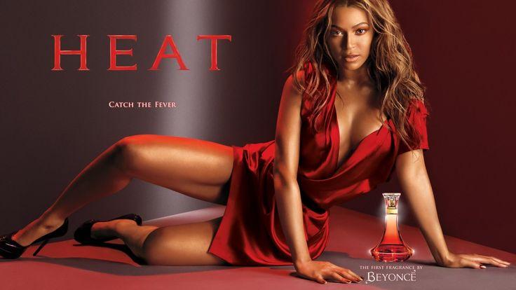 Heat by Beyoncé - Abre com notas vermelhas orquídea, magnólia, neroli e pêssego sobre um apaixonado coração de madressilva, amêndoa e creme de almíscar terminando em base de madeira de sequoia, tonka e âmbar.