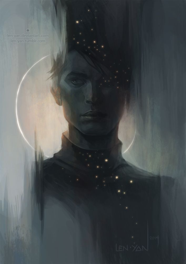 night dust by len-yan