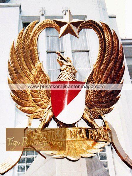 Logo Kuningan Milik TNI Angkatan Darat