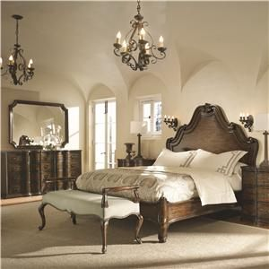 90 best images about bedroom on pinterest master - Cindy crawford savannah bedroom furniture ...