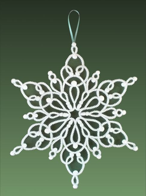 needle tatting instructions for beginners