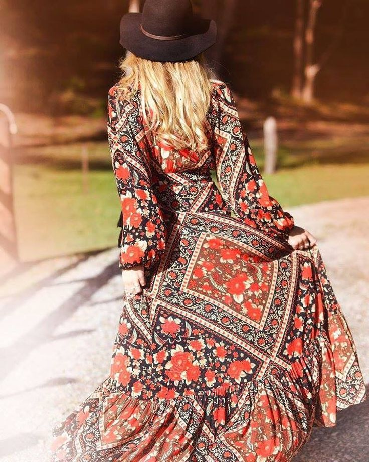 Bohemian travel vibes in our Catalina Maxi in Cherryripe. Wear it as a kimono or dress!  #boho #travelstyle #travelfashion #bohemian #kimono #bohostyle #bohochic