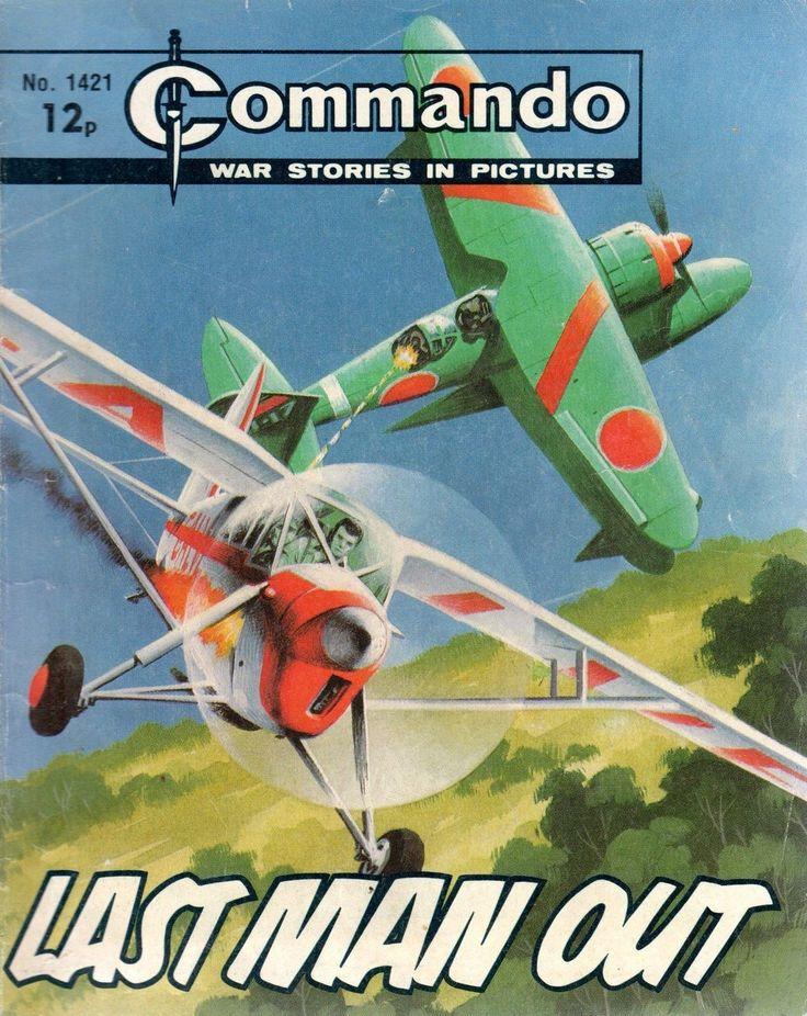 Commando No. 1421 'Last Man Out'