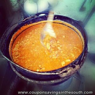 Southern Catfish Stew