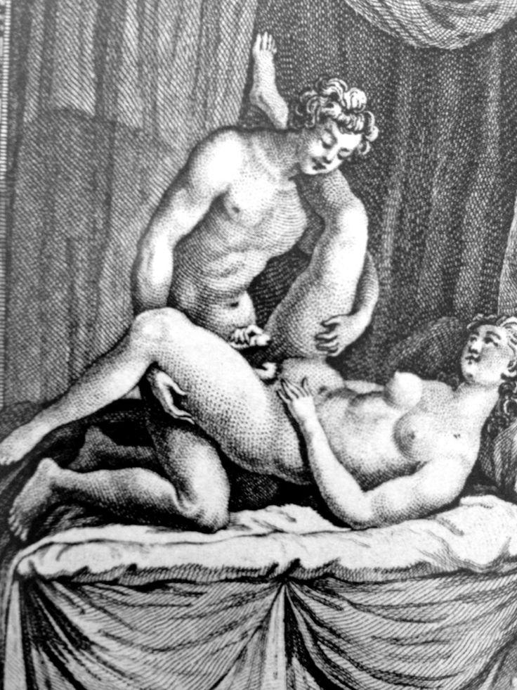 LOVE 18th century erotic writing
