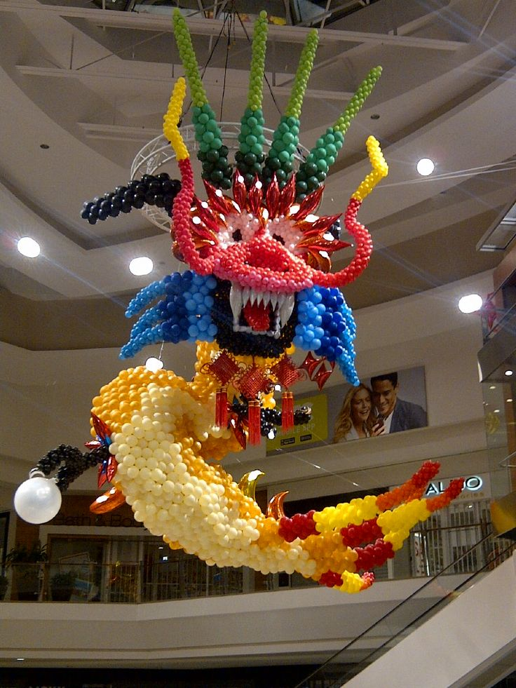The Chinese Dragon Stewart 39 S Baskets Balloons