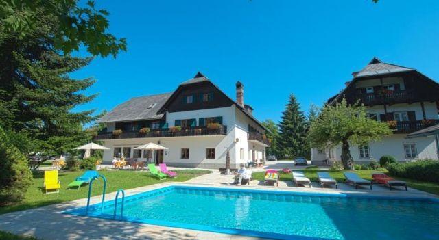 Hotel Oremushof - 3 Sterne #Hotel - CHF 67 - #Hotels #Österreich #VeldenamWörthersee http://www.justigo.ch/hotels/austria/velden-am-worthersee/villa-konstanze_46169.html