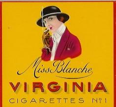 Nostalgie. Alles over vroeger met veel oude foto's: sigaret