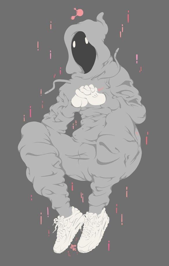 Grey Mage, an art print by Jovo Ve - INPRNT