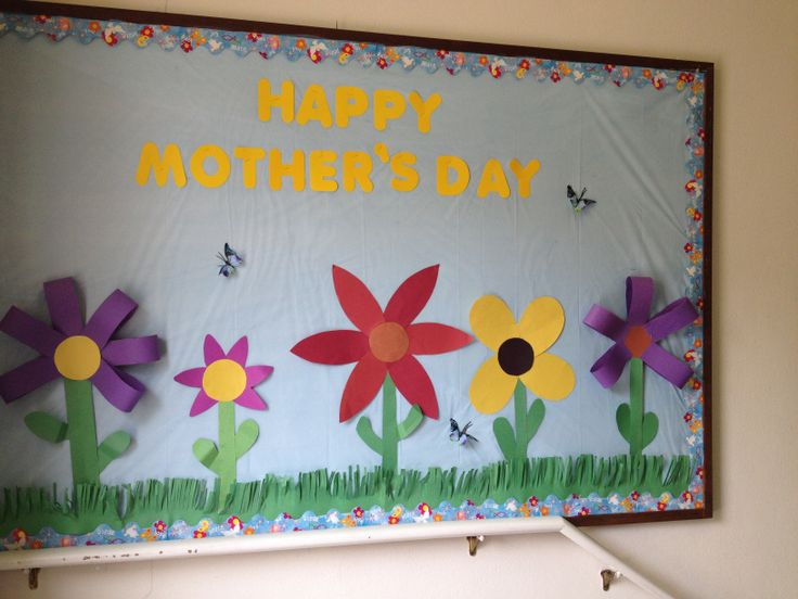 Lovely Mothers Day Ideas For Church #1: 59dffe20f31c0185d31067d18f57ad99--bulletin-board-mothers-day.jpg