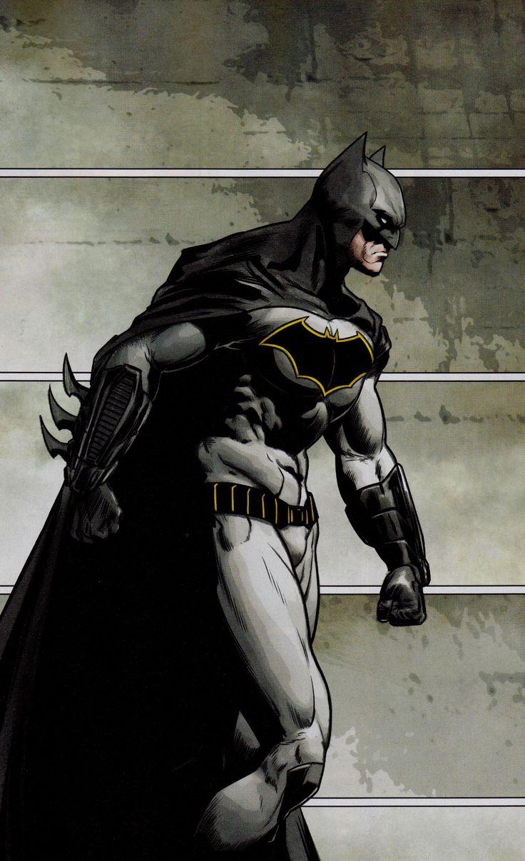 Super badass Batman!