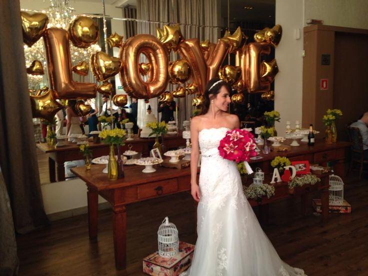 69 Melhores Imagens De Casamentos Com Balões No Pinterest