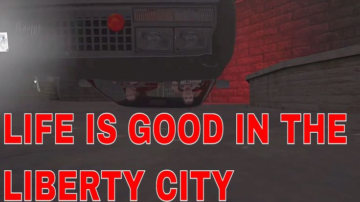 GTA4 Liberty city fails