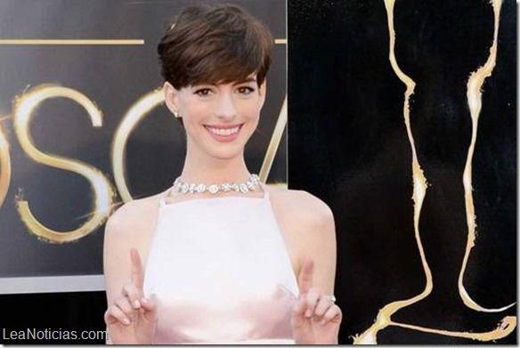 Anne Hathaway será presentadora en la entrega de los Oscar - http://www.leanoticias.com/2014/02/18/anne-hathaway-sera-presentadora-en-la-entrega-de-los-oscar/