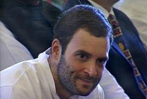 Disappointed Rahul Gandhi hasn't joined government, says Prime Minister