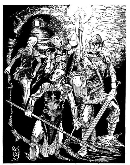 Dungeon Crawl Classics - Jim Roslof