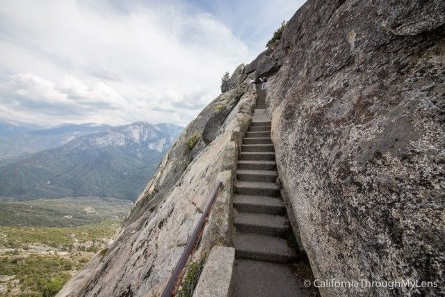 Moro Rock hike: Sequoia National Park