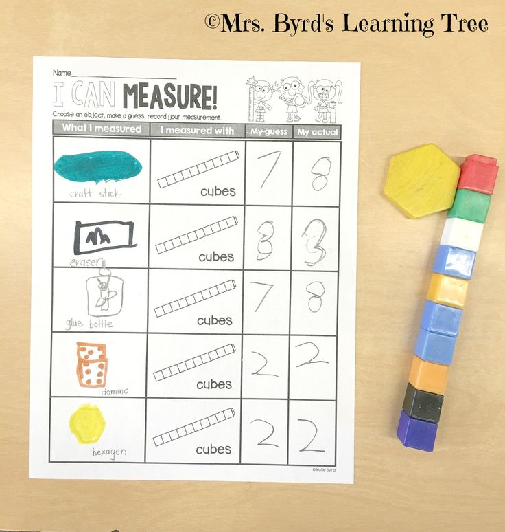 25 best measurement kindergarten ideas on pinterest measurement activities math measurement. Black Bedroom Furniture Sets. Home Design Ideas